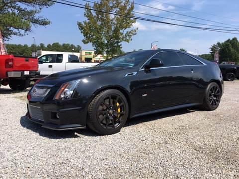 2012 Cadillac CTS-V for sale at 216 Auto Sales in Mc Calla AL
