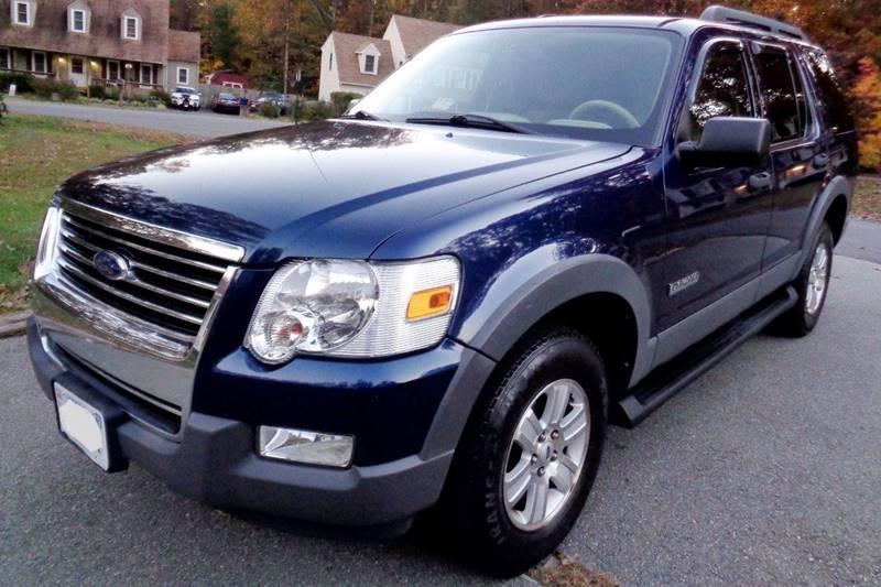 2006 Ford Explorer for sale at Richmond Auto Sales LLC in Richmond VA