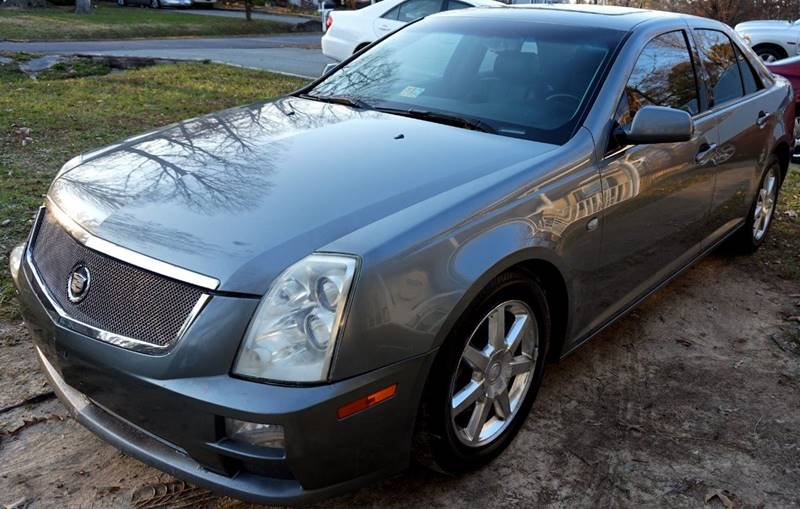 2005 Cadillac STS for sale at Richmond Auto Sales LLC in Richmond VA