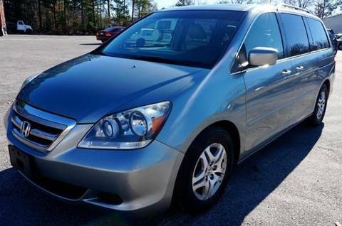 2005 Honda Odyssey for sale at Richmond Auto Sales LLC in Richmond VA
