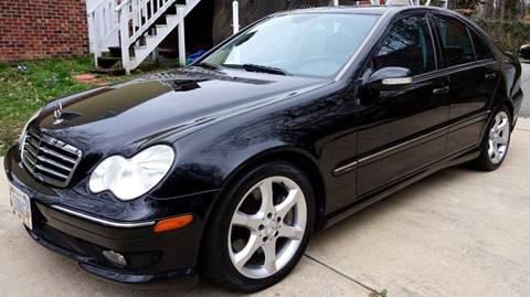 2007 Mercedes-Benz C-Class for sale at Richmond Auto Sales LLC in Richmond VA