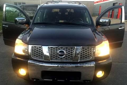 2004 Nissan Armada for sale at Richmond Auto Sales LLC in Richmond VA