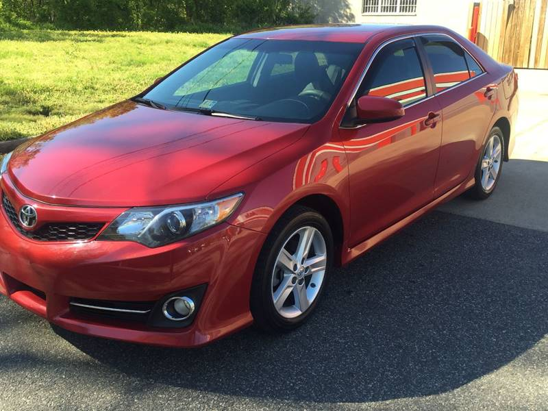 2013 Toyota Camry SE 4dr Sedan - Richmond VA