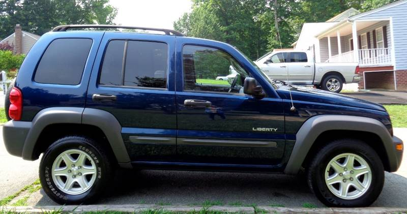2004 Jeep Liberty 4dr Sport 4wd Suv In Richmond Va
