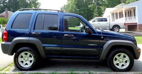 2004 Jeep Liberty for sale at Richmond Auto Sales LLC in Richmond VA