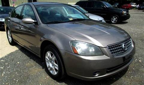 2005 Nissan Altima for sale at Richmond Auto Sales LLC in Richmond VA
