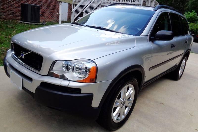 2004 Volvo XC90 for sale at Richmond Auto Sales LLC in Richmond VA