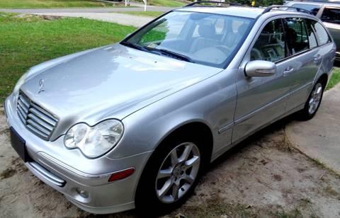 2005 Mercedes-Benz C-Class for sale at Richmond Auto Sales LLC in Richmond VA