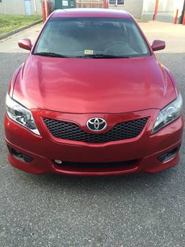 2010 Toyota Camry for sale in Richmond, VA