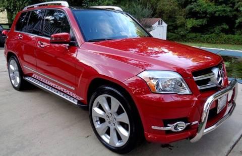 2010 Mercedes-Benz GLK-Class for sale at Richmond Auto Sales LLC in Richmond VA