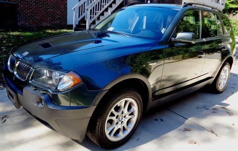 2004 BMW X3 for sale at Richmond Auto Sales LLC in Richmond VA