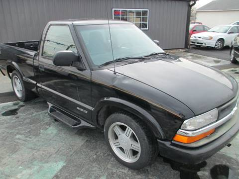 1999 Chevrolet S-10 for sale at Burt's Discount Autos in Pacific MO