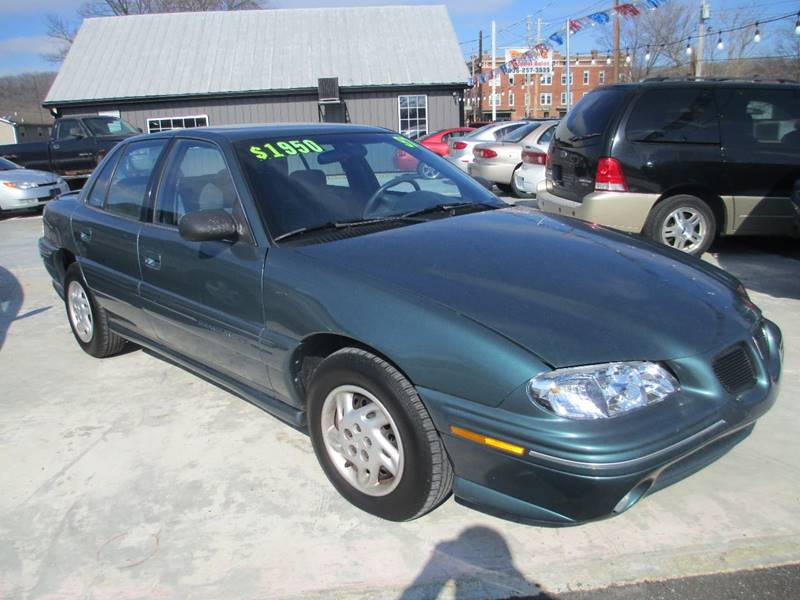 1997 Pontiac Grand Am for sale at Burt's Discount Autos in Pacific MO