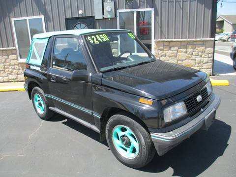 1995 GEO Tracker for sale in Pacific, MO