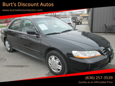 2002 Honda Accord for sale in Pacific, MO