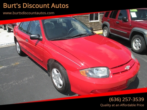 2003 Chevrolet Cavalier for sale in Pacific, MO