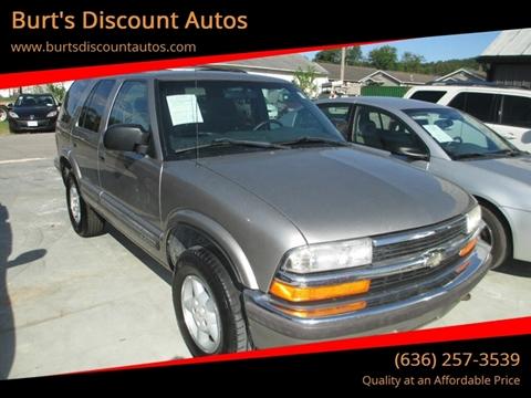 1999 Chevrolet Blazer for sale in Pacific, MO