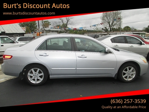 2003 Honda Accord for sale in Pacific, MO