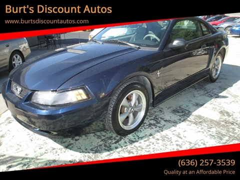 2001 Ford Mustang for sale in Pacific, MO