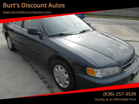 1997 Honda Accord for sale in Pacific, MO
