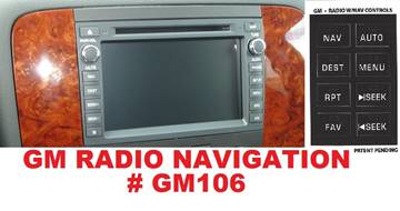 GM Radio with Navigation for sale in Gautier, MS