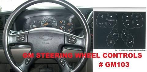 GM Steering Wheel Controls for sale in Gautier, MS