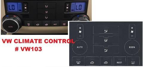Volkswagen Climate Control for sale in Gautier, MS
