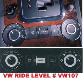 Volkswagen Ride Level Decals for sale in Gautier, MS