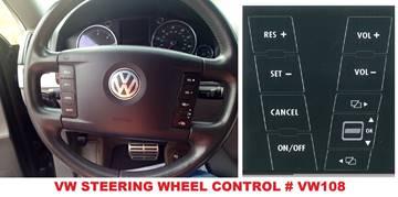 Volkswagen Steering Wheel Control for sale in Gautier, MS