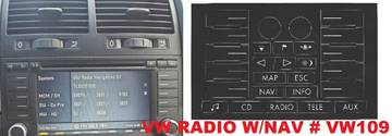 Volkswagen Radio with Navigation for sale in Gautier, MS