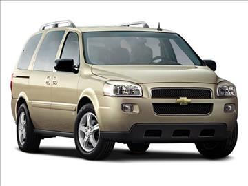 2008 Chevrolet Uplander for sale in Longview, WA