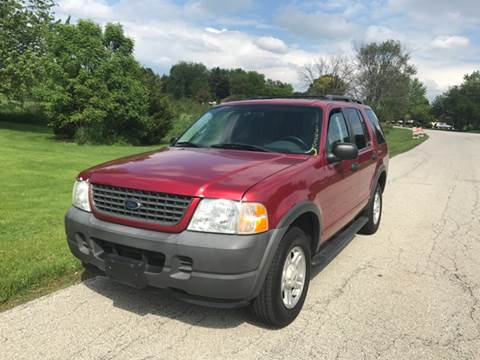 2003 Ford Explorer for sale in Schaumburg, IL