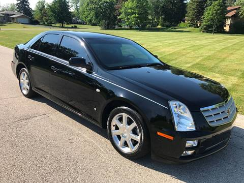 2007 Cadillac STS for sale in Schaumburg, IL