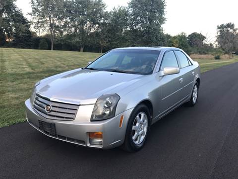 2006 Cadillac CTS for sale in Schaumburg, IL