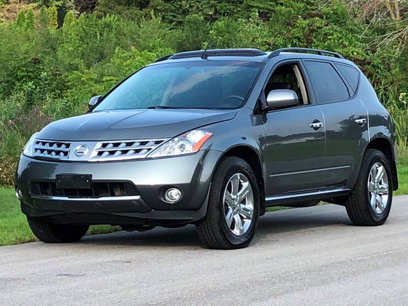 2007 Nissan Murano For Sale At Schaumburg Motor Cars In Schaumburg IL