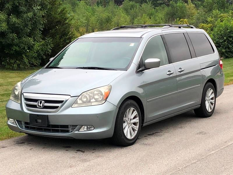 2006 Honda Odyssey For Sale At Schaumburg Motor Cars In Schaumburg IL