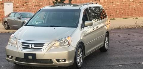 2009 Honda Odyssey for sale in Schaumburg, IL