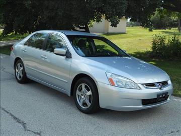 2005 Honda Accord for sale in Schaumburg, IL