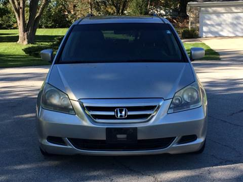2005 Honda Odyssey for sale in Schaumburg, IL