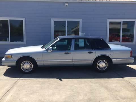 1997 Lincoln Town Car for sale in Auburn, WA