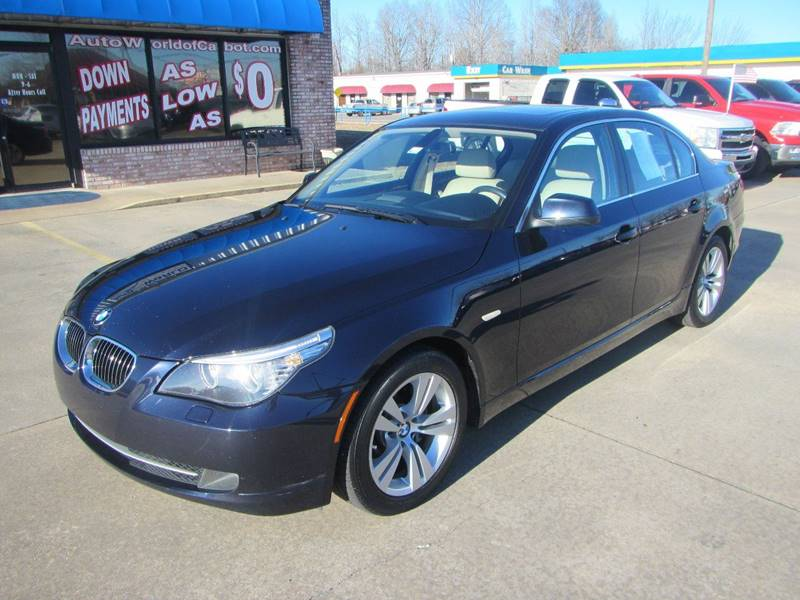 2010 BMW 5 Series 528i 4dr Sedan