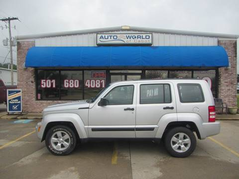 2012 Jeep Liberty for sale in Cabot, AR
