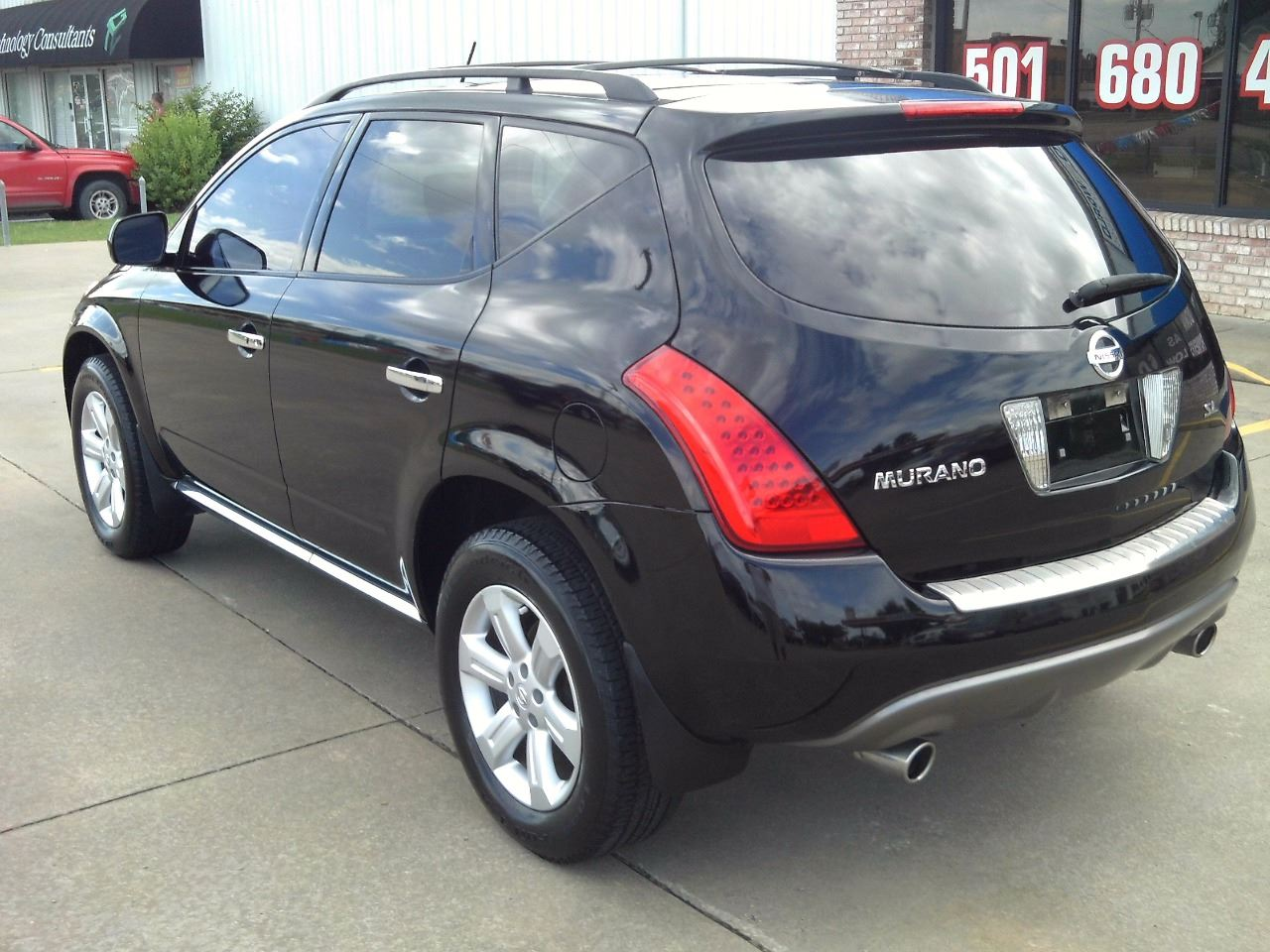 ... 2006 Nissan Murano Mpg 2006 Nissan Murano Sl 4dr Suv In Cabot Ar  Autoworld Of Cabot ...