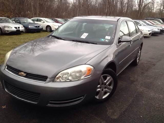 2006 Chevrolet Impala for sale at Boardman Auto Mall in Boardman OH