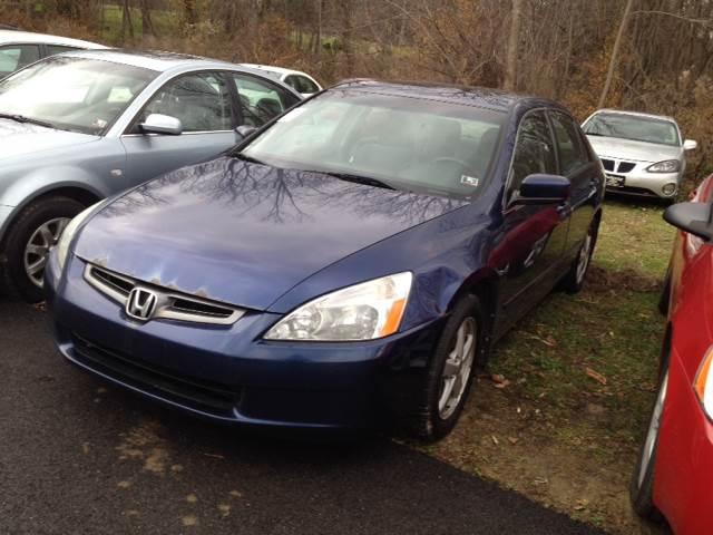 2003 Honda Accord for sale at Boardman Auto Mall in Boardman OH