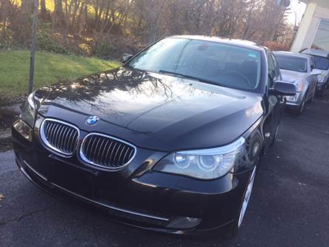 2008 BMW 5 Series for sale at Boardman Auto Mall in Boardman OH