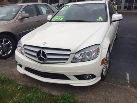 2008 Mercedes-Benz C-Class for sale at Boardman Auto Mall in Boardman OH