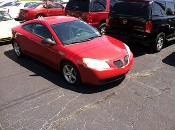 2006 Pontiac G6 for sale at Boardman Auto Mall in Boardman OH