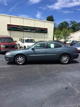 2007 Buick LaCrosse for sale at Boardman Auto Mall in Boardman OH