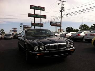 2003 Jaguar XJ-Series for sale at Boardman Auto Mall in Boardman OH